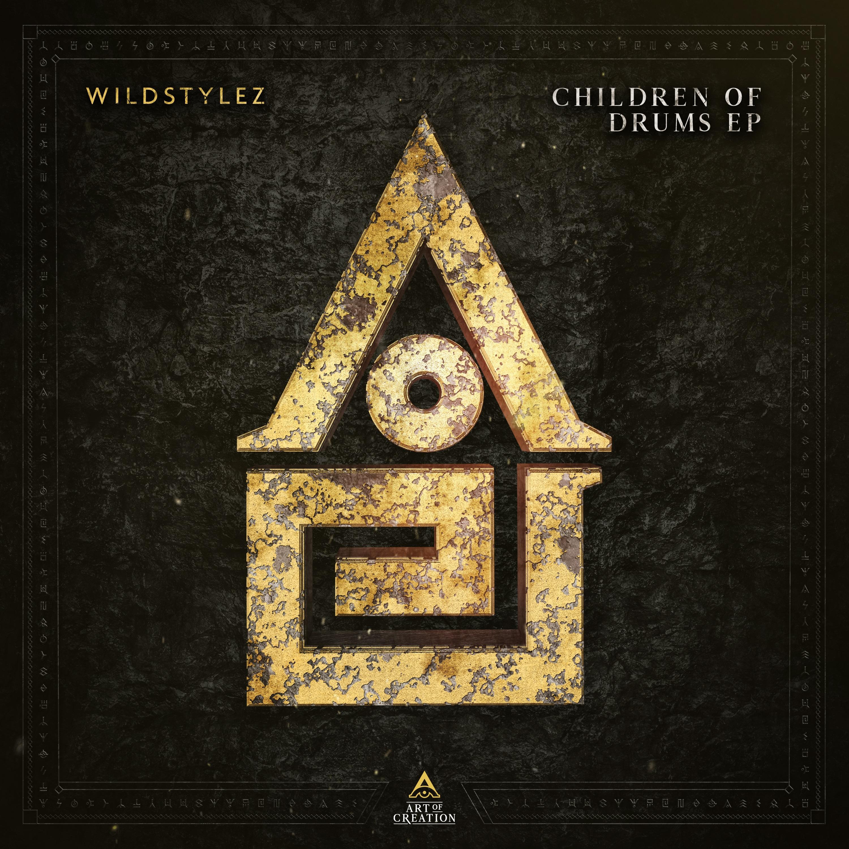 Wildstylez - Children Of Drums EP