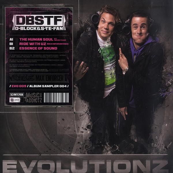 D-Block & S-Te-Fan & Wildstylez - The Human Soul