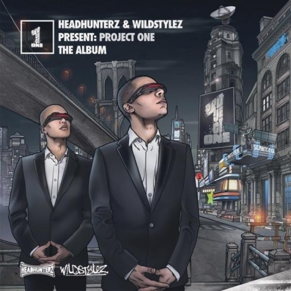 Headhunterz & Wildstylez Presents Project One - The Album