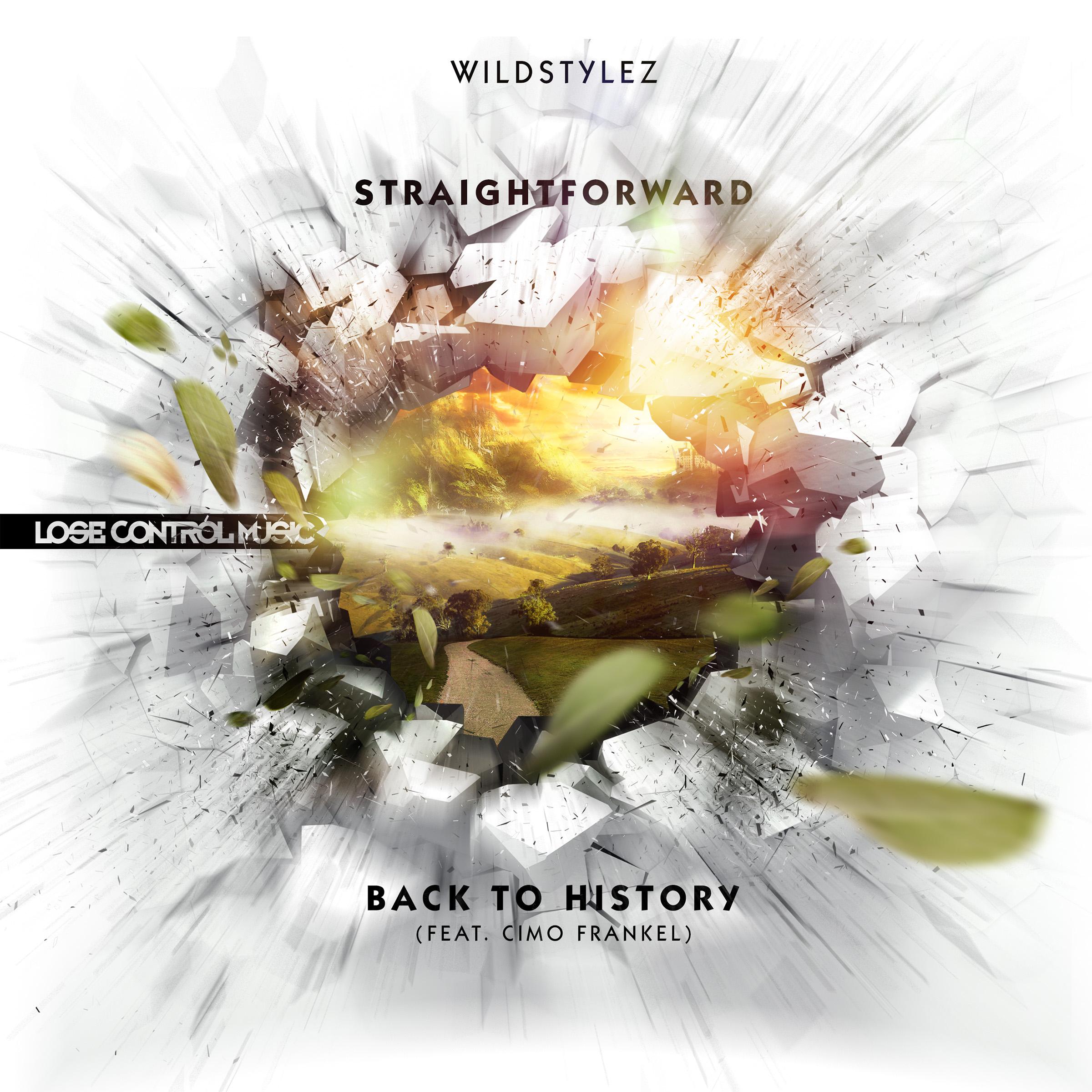 LCM004_Wildstylez - Straightforward_Back To History 2400x2400