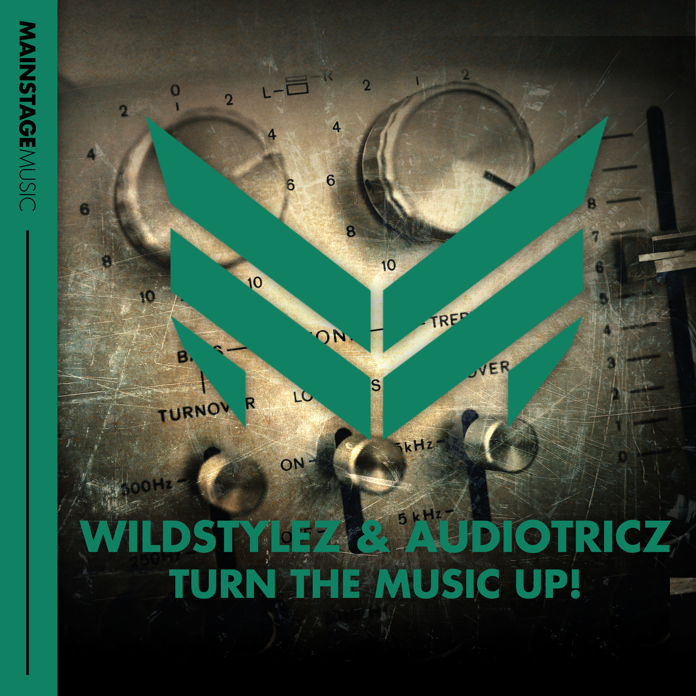 Wilstylez & Audiotricz - Turn The Music Up!