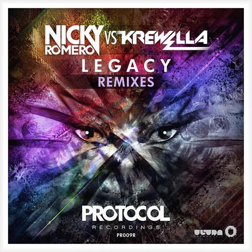 Nicky Romero & Krewella - Legacy (Wildstylez Remix)
