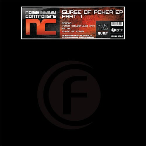 Noisecontrollers - Venom (Wildstylez Remix)