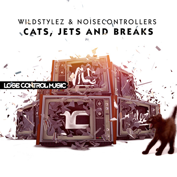 Noisecontrollers & Wildstylez - Cats, Jets & Breaks