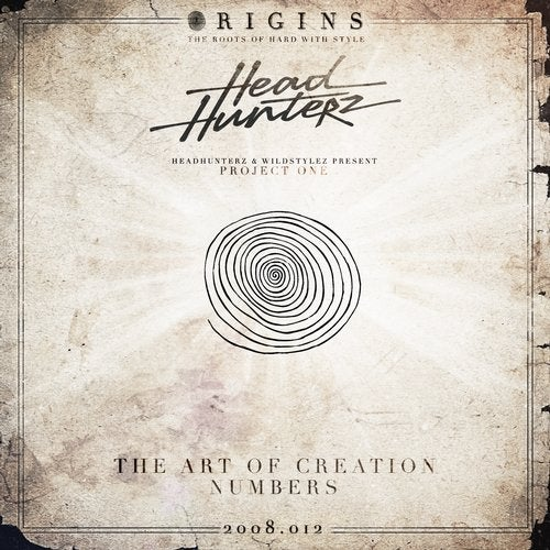 Project One - The Art Of Creation + Numbers