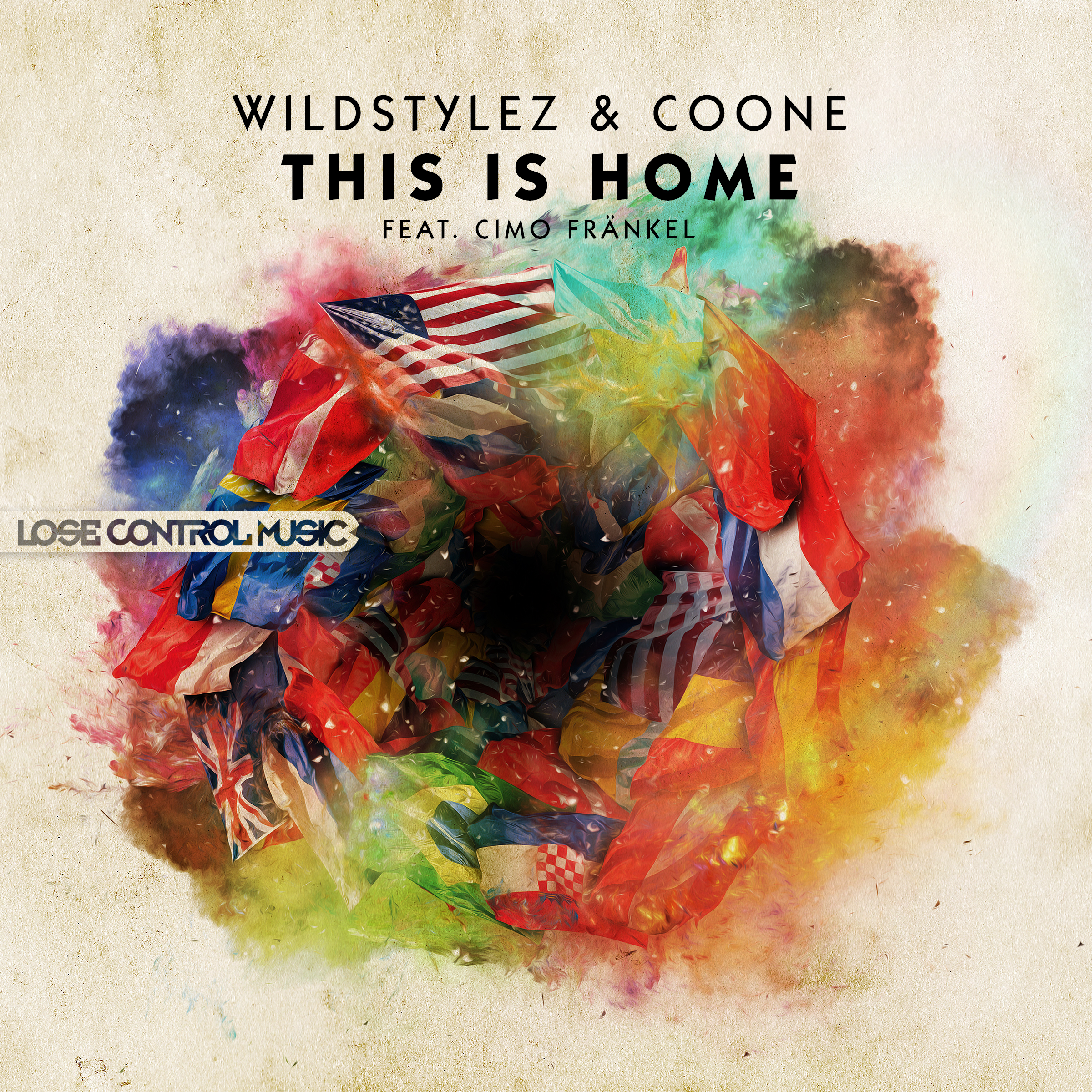 Wildstylez & Coone feat. Cimo Frankel - This Is Home 2400x2400