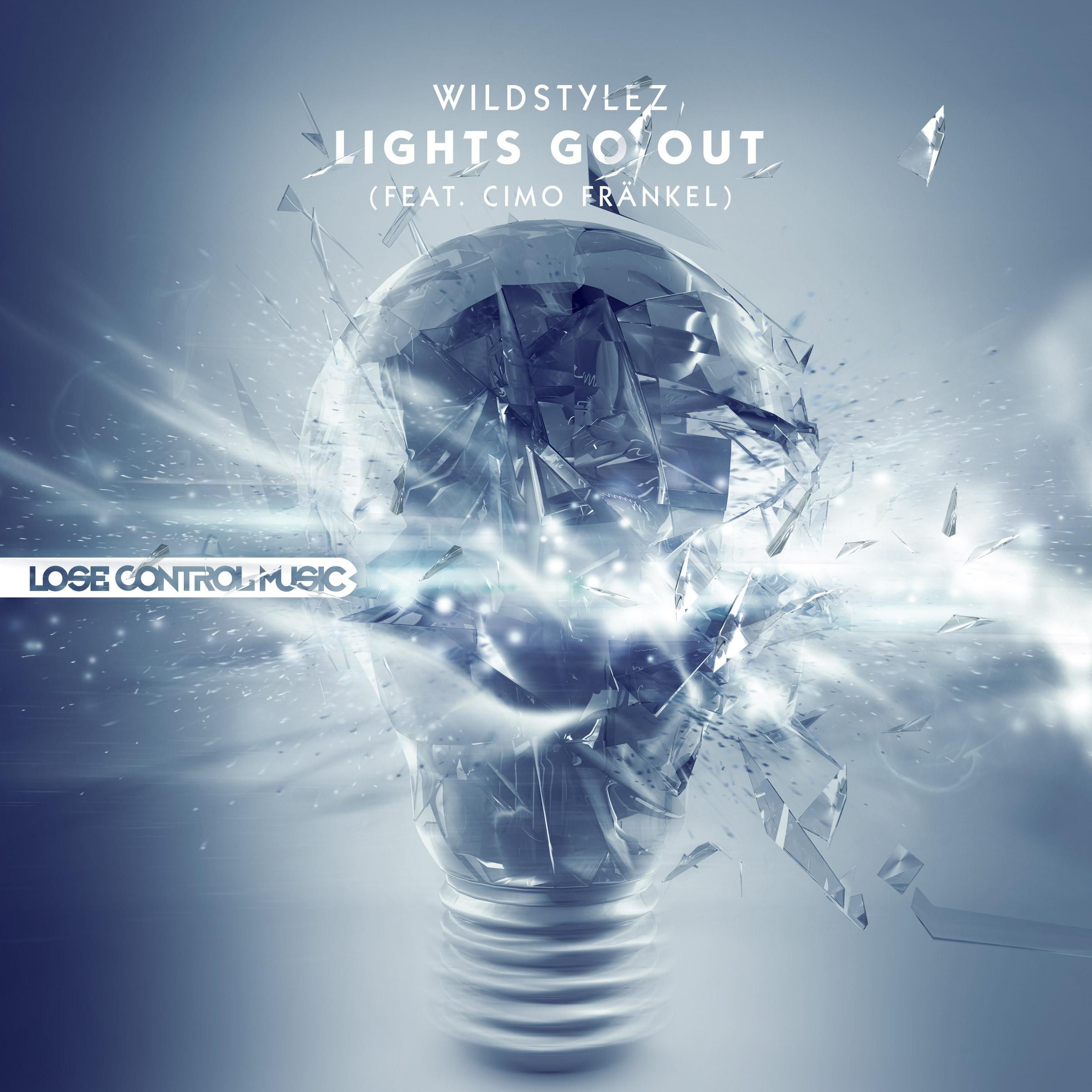 Wildstylez - Lights Go Out feat. Cimo Fränkel 2400x2400px-372dpi