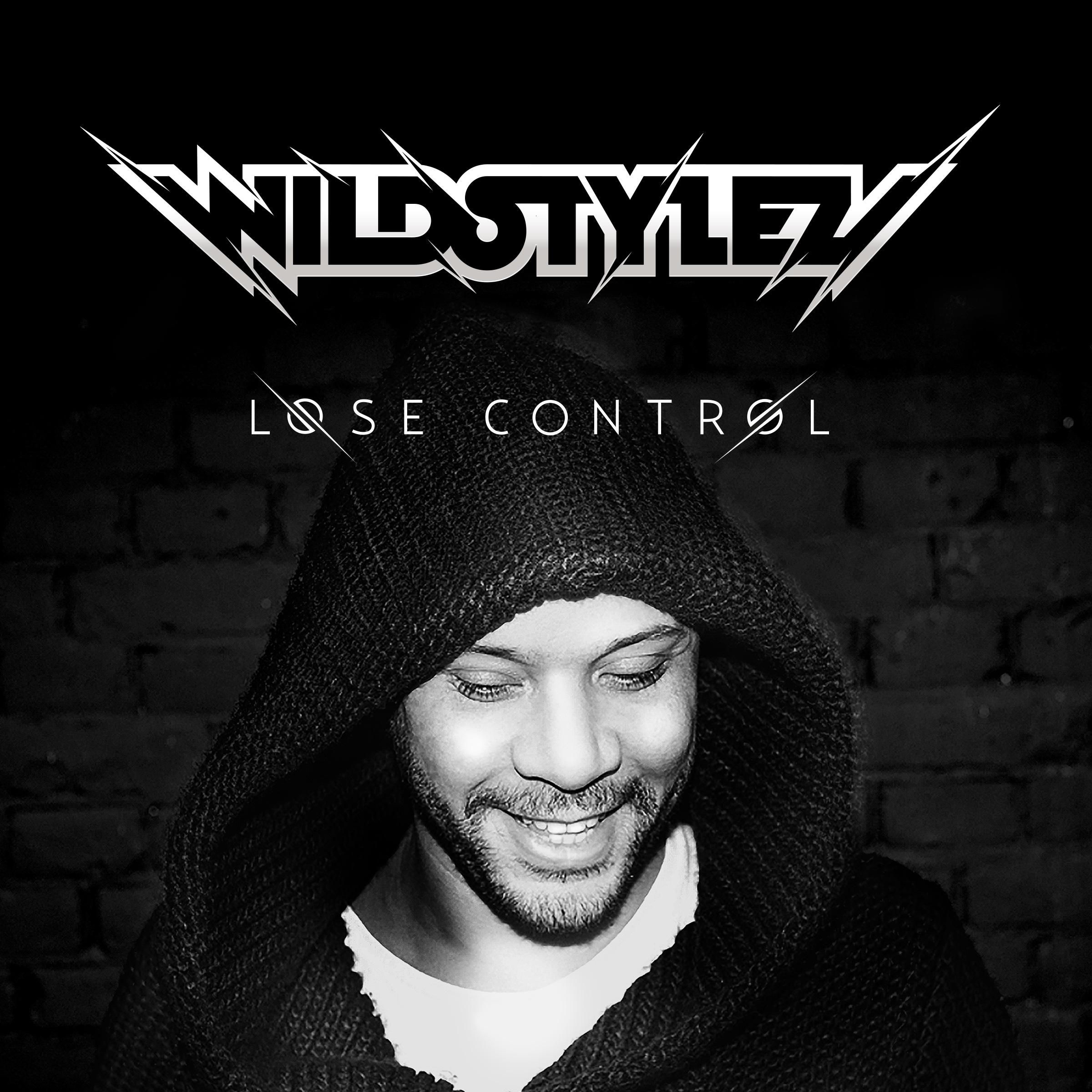 Wildstylez - Lose Control Cover 2400 x 2400