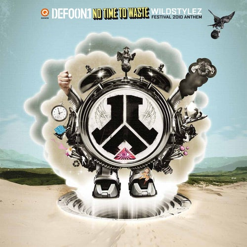 Wildstylez - No Time To Waste (Defqon.1 2010 Anthem)