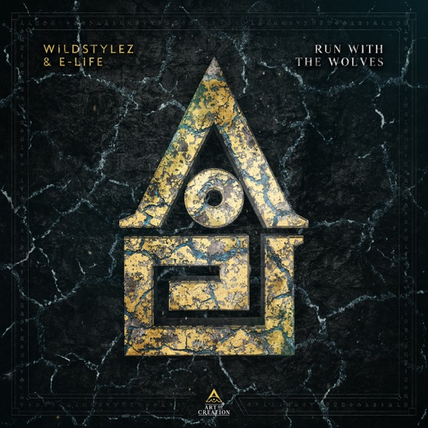 Wildstylez feat. E-Life - Run With The Wolves