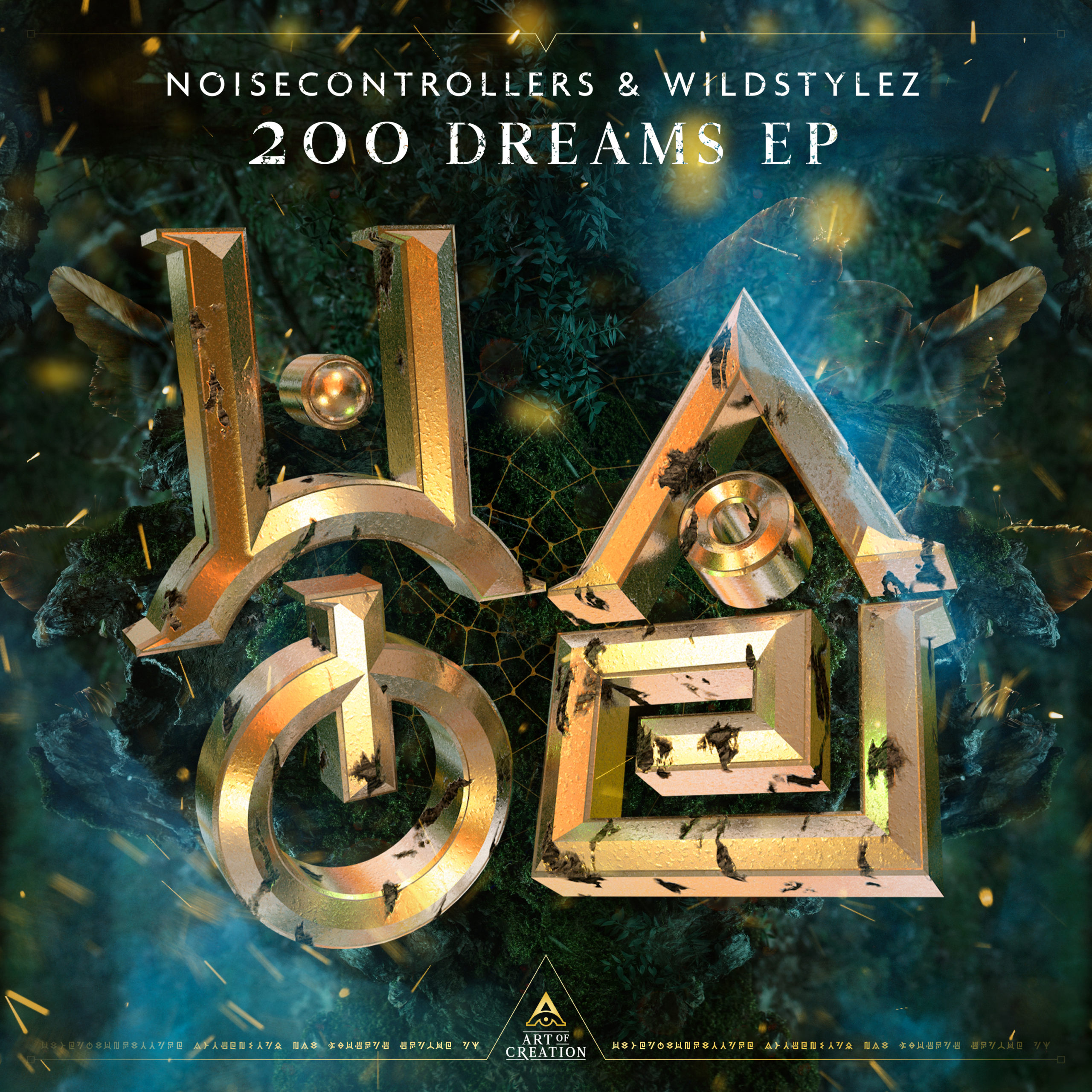 Noisecontrollers & Wildstylez - 200 Dreams