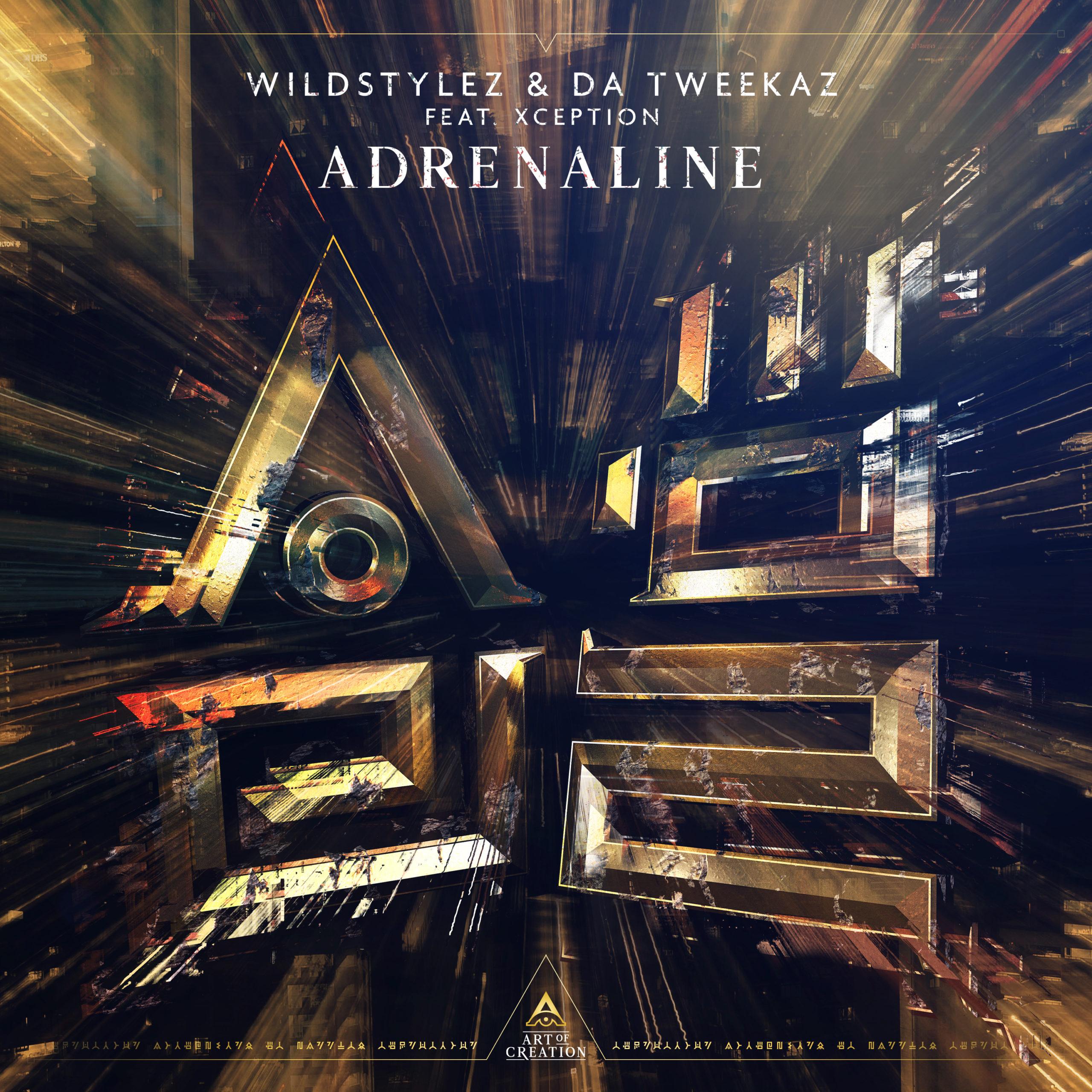 Wildstylez & Da Tweekaz - Adrenaline (feat. XCEPTION)