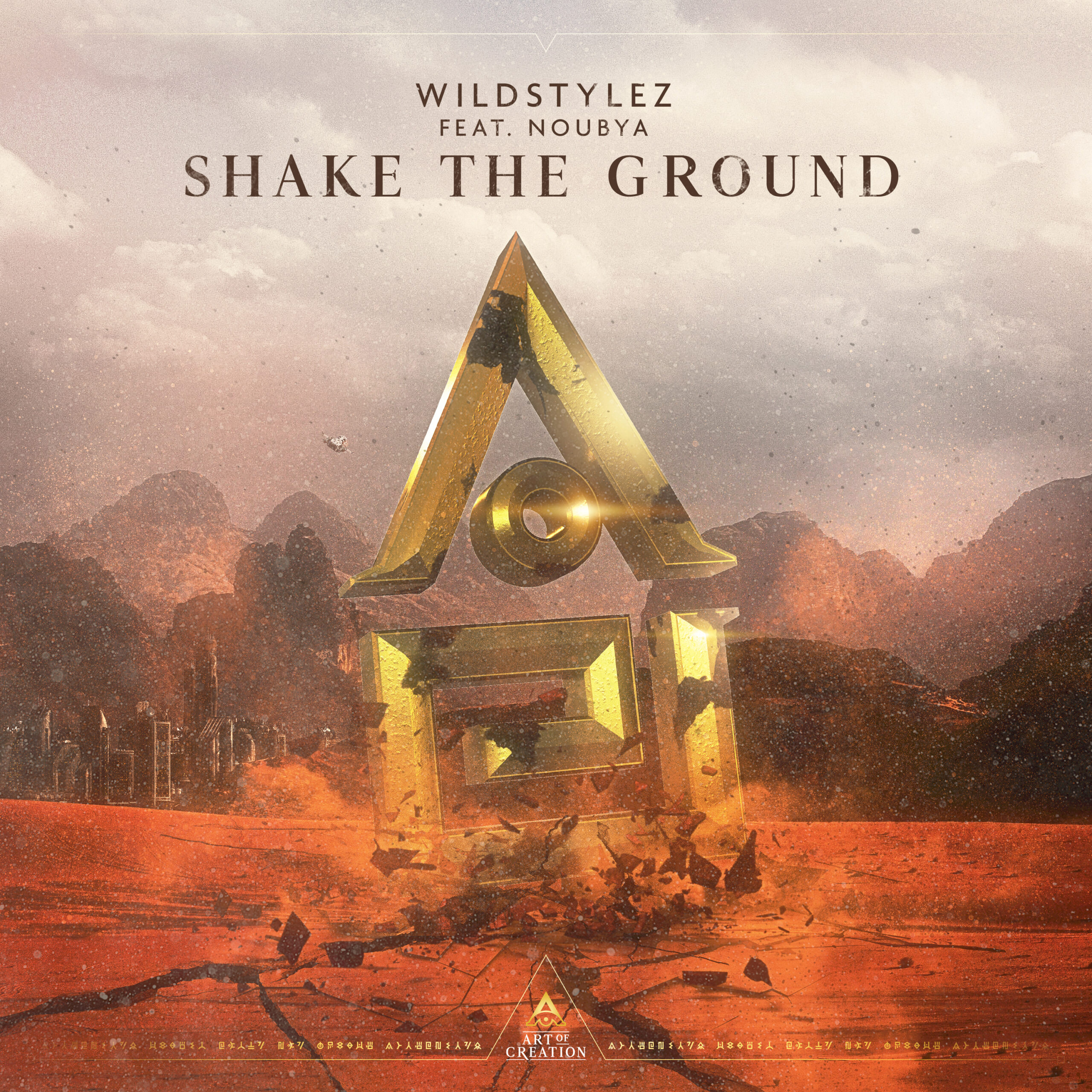 Wildstylez ft. Noubya - Shake The Ground
