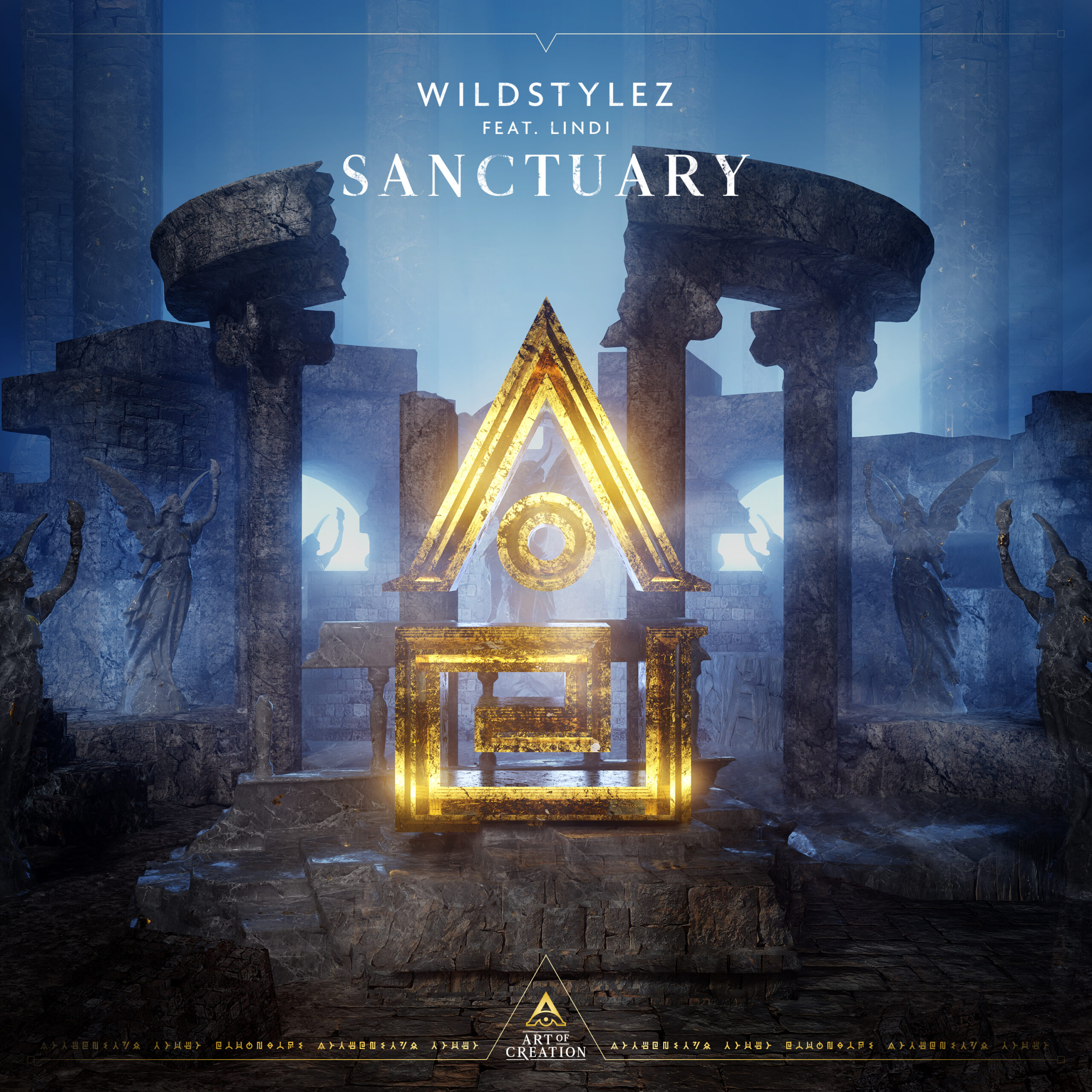 Wildstylez ft. Lindi - Sanctuary